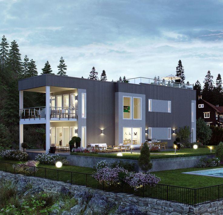 Fiks ferdig funkis: Disse ferdighusene vil nordmenn ha - Aftenbladet.no