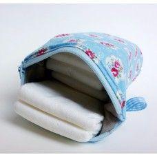Diaper and Wipe Bag Organize