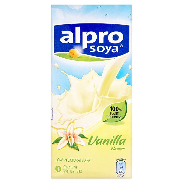 21 best trekking and camping food images on pinterest for Alpro soya cuisine light