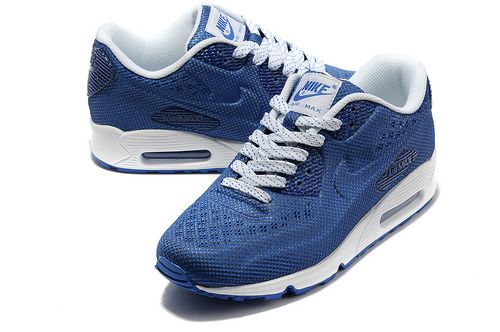 Cheap Nike Air Max 90 VT Summer King Power Women Shoes Blue White For Sale
