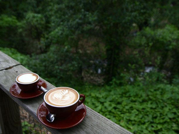 10 places in Austin to drink coffee: Once Upon a time is Casey's favourite