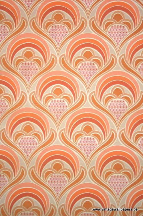 Retro Wallpaper Patterns