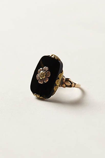 Quite good vintage onyx rings confirm. agree