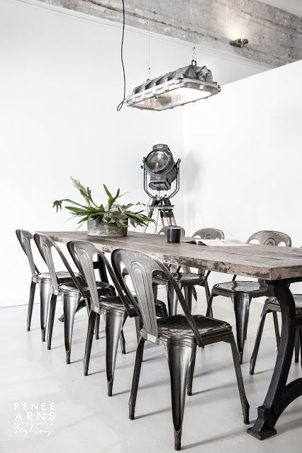 renee arns | styling & photography | industrial project netherlands