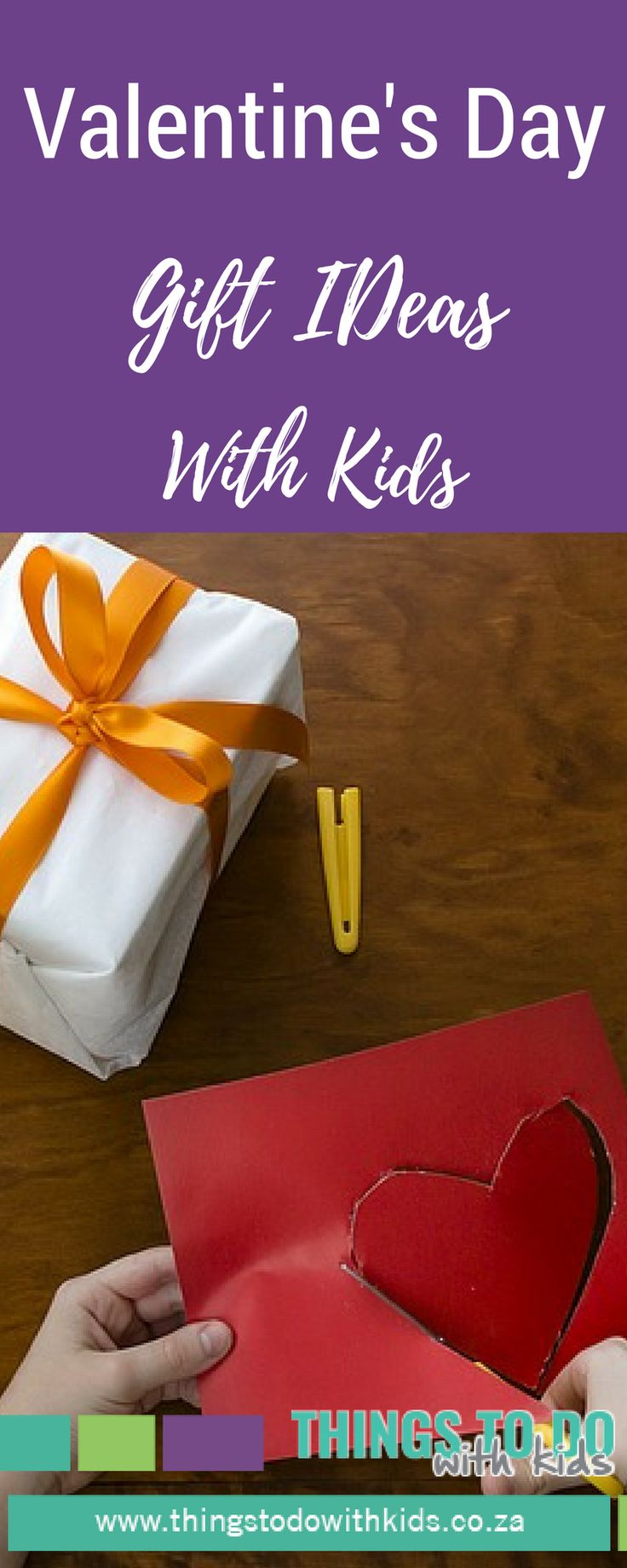Arts & Crafts | Valentines Day Gift Ideas | Things to do with Kids