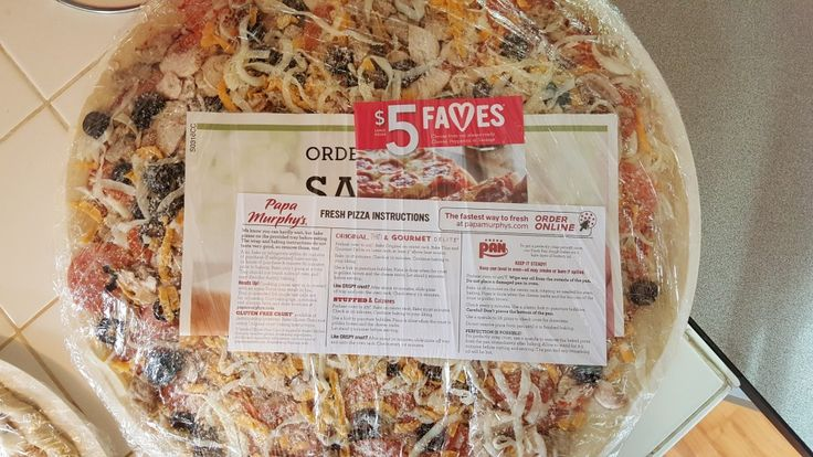 Papa Murphy's New Online Ordering System! @Papamurphys | The Parents With Style #Ad #sponsored #LoveAt425