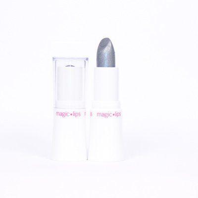 Deze sensationele zilverkleurige natuurlijke lippenstift kleurt op je lippen naar een zachte mauve rose pastel en blijft 8 tot 12 uur lang zitten. Houdt je lipp