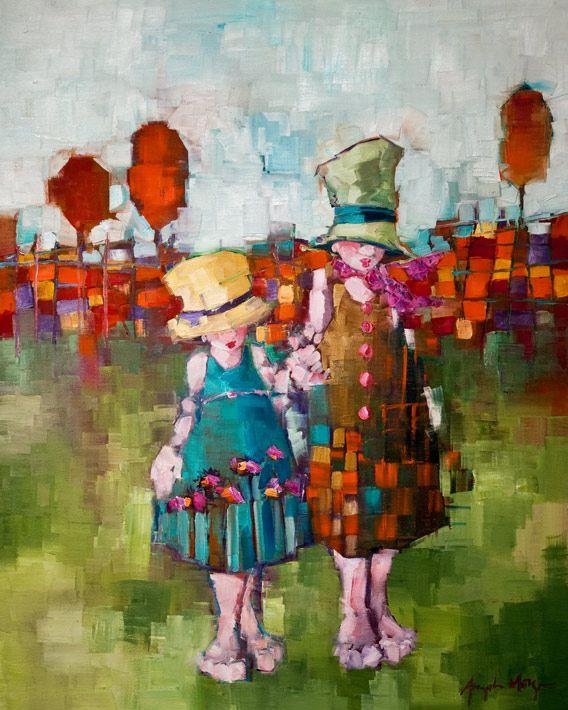 """Turns of The Kaleidoscope""...by Angela Morgan"