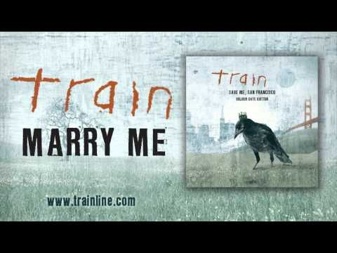 Train - Marry Me (First Dance Mix) - YouTube
