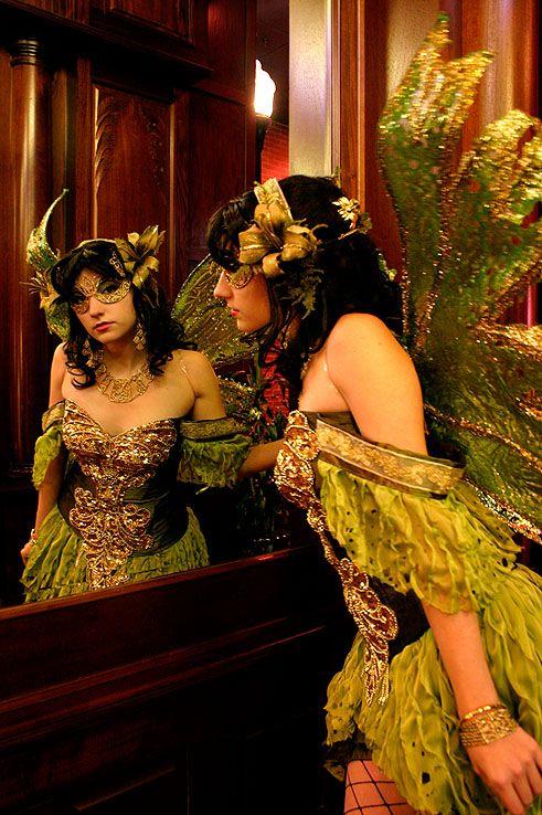 cool fairy costume - Green Fairy Halloween Costume