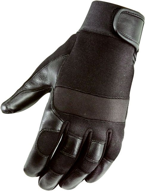 Fulmer G11 Deerskin summer weight motorcycle riding gloves