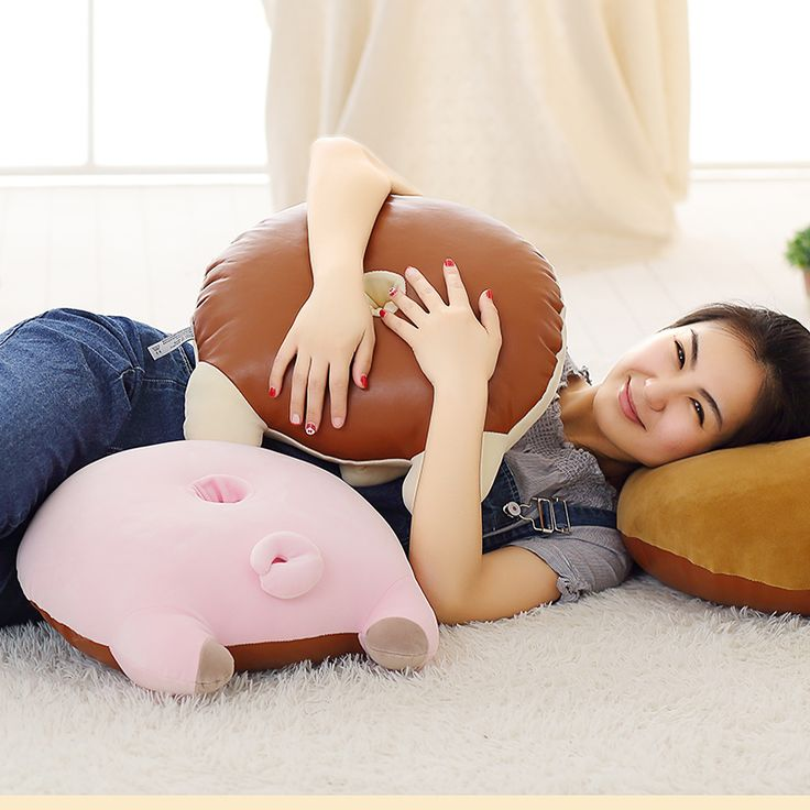 ==> [Free Shipping] Buy Best 45cm New Styles Cute Polar Bear Pig Cat Arse Plush Toys Stuffed Cartoon Pillow Sofa Cushion Sexy Hip Plush Pillow Kids Baby Toy Online with LOWEST Price | 32814041022