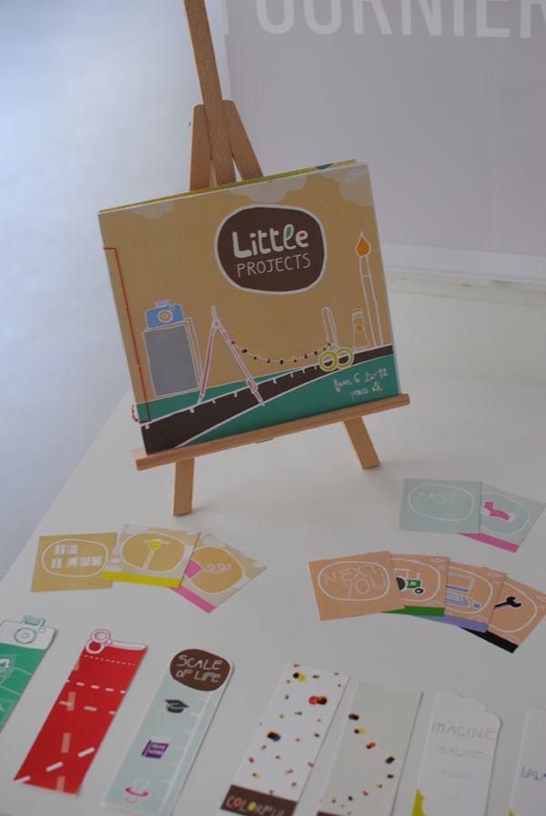 Little Project by Flavie Fournier, via Behance