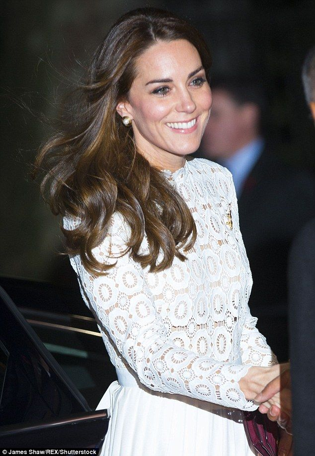Kate shows off her youthful glow at the premiere of a Streetcat Named Bob in London. The D...