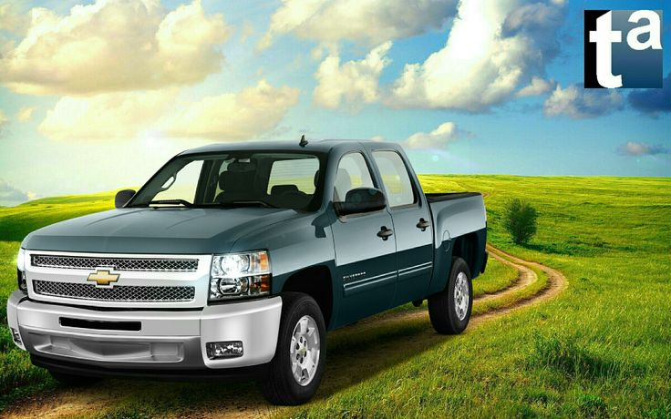 047 - SPRING TIME [Auto] #Chevrolet #PickUp Silverado Double Cab 1500 Hybrid 2009 #Automotive #Trucks #Agriculture #Forest