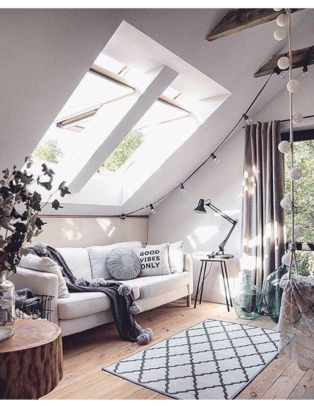 Die besten 25+ Dachzimmer streichen Ideen auf Pinterest Treppe - wandgestaltung dachschrge