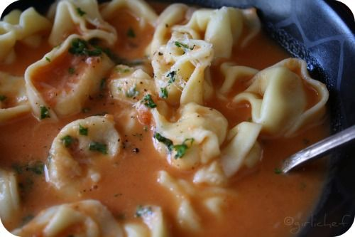 soups spinach soup ravioli the soup garlic soup cheese tortellini ...
