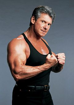 Vince McMahon Bio | WWE HOT PIX: Vince McMahon Photos, Videos & Biography