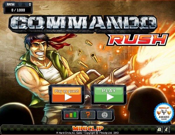 Jocuri commando pe jocuri-gratis.ro