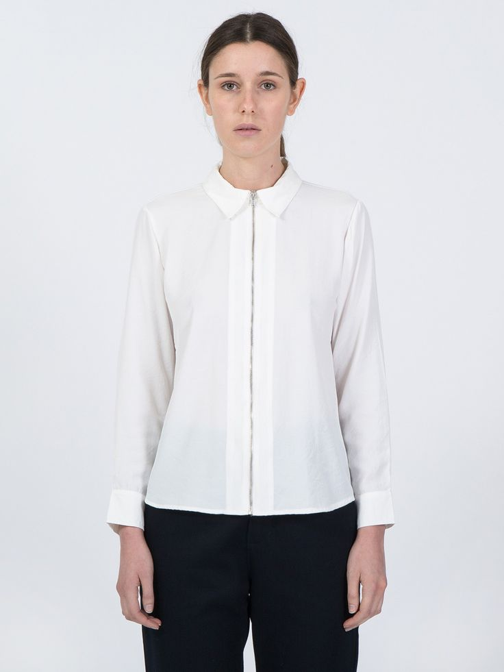 Zip Shirt - http://bit.ly/1SnL1Zn