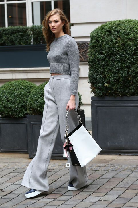 Transitional Outfit Ideas From Street Style at London Fashion Week: Glamour.com