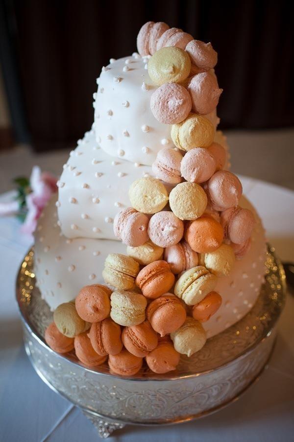 Mini macarons!