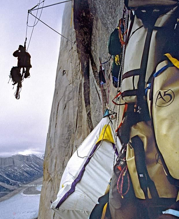 Best Rock Climbing Images On Pinterest Crossfit Did You - Two climbers scale 3000ft hardest route world