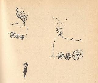 Garaż ilustracji książkowych: Wielka, większa i największa - Gabriel Rechowicz