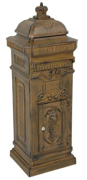 https://www.casa-padrino.de/luxus-briefkaesten/standbriefkasten-antik-jugendstil-mod6-briefkasten-postkasten-alu-braun-rostfarben-saeulenbriefkasten-englischer-b/a-84555/