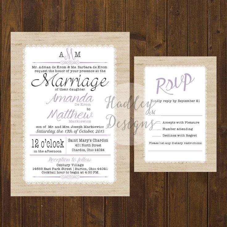 best 25+ formal wedding invitations ideas on pinterest,