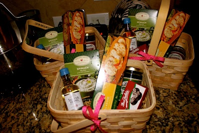 58 Best Food Gift Baskets Images On Pinterest Food Gift