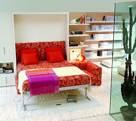 Roundup: 12 Utterly Awesome Hidden Beds