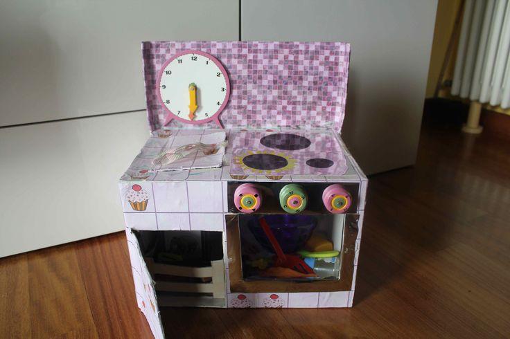 Giochi bimbi: la cucina -