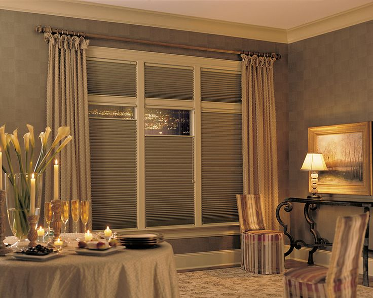 Celebrate the holidays! ♦ Hunter Douglas window treatments #Holiday ...