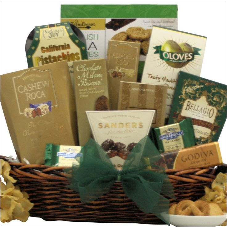 Gourmet Kosher: Medium Kosher Gift Basket