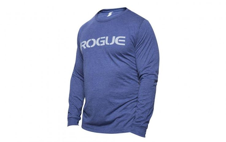 The Rogue Basic Long Sleeve Shirt is printed on a 50% Polyester / 25% Cotton / 25% Rayon Bella Canvas Blank and is available in multiple colors. Find your favorite today!