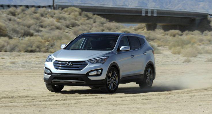 hyundai santa 2013   2013 Hyundai Santa Fe Photos