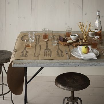 Beautiful Best Placemats for Wood Table
