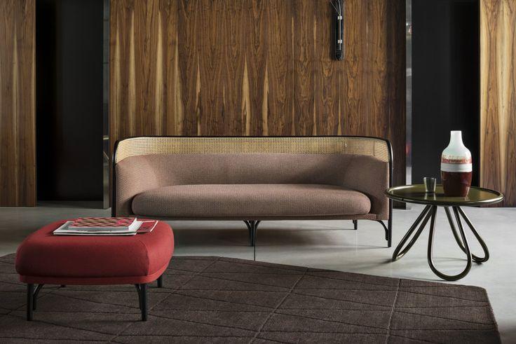Die Polstermöbelkollektion von Wiener GTV Design bringt eine - designer couch modelle komfort