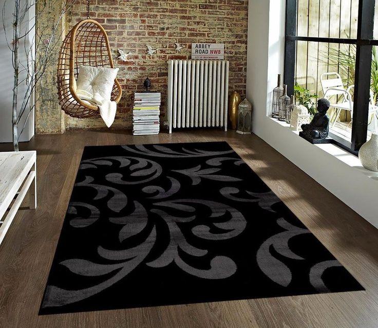 Rugs Area Carpet Flooring Rug Floor Decor Modern Large New
