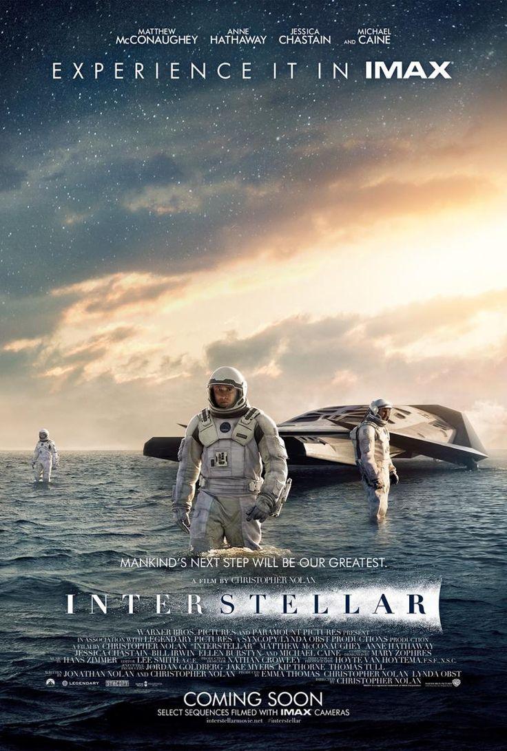 Ocio Inteligente: para vivir mejor: Estrenos de cine (16): Interstellar - Tráiler Ofic...