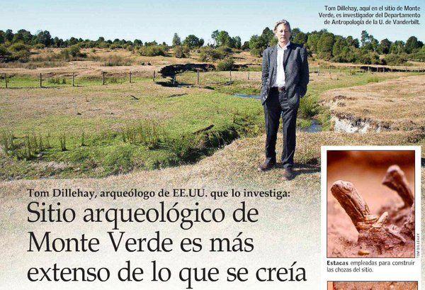 """Marca Chile en Twitter: """"Sitio arqueológico de Monte Verde es más extenso de lo que se creía https://t.co/uJq2Byu4jw https://t.co/XhfyjWCWcT"""""""