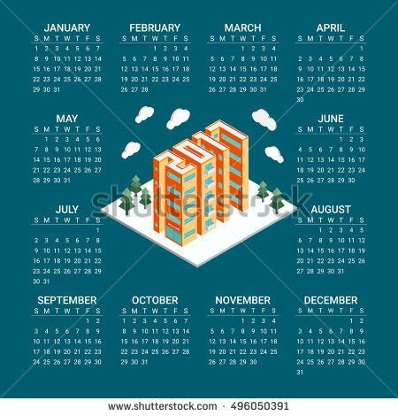 stock-vector-isometric-buildings-in-the-form-of-new-year-poster-creative-calendar-design-print-template-496050391.jpg (450×470)