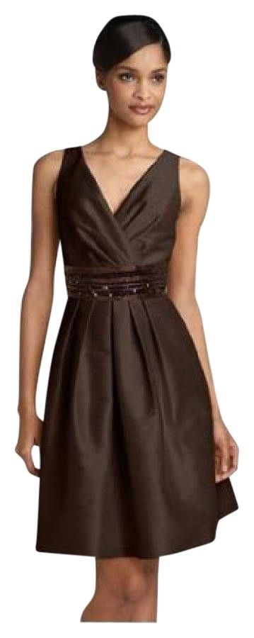 JS Boutique Surplice Shantung Sequined Waist Dress. Free shipping and guaranteed authenticity on JS Boutique Surplice Shantung Sequined Waist DressNew without tags    JS Boutique Surplice Shantung ...