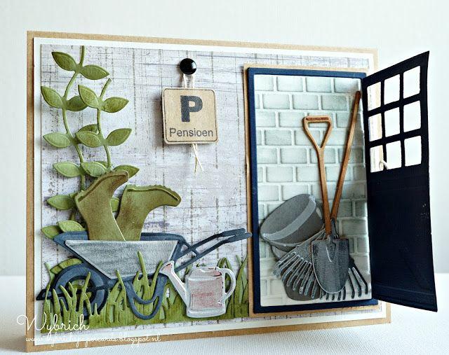 Bloghop Marianne Design blog