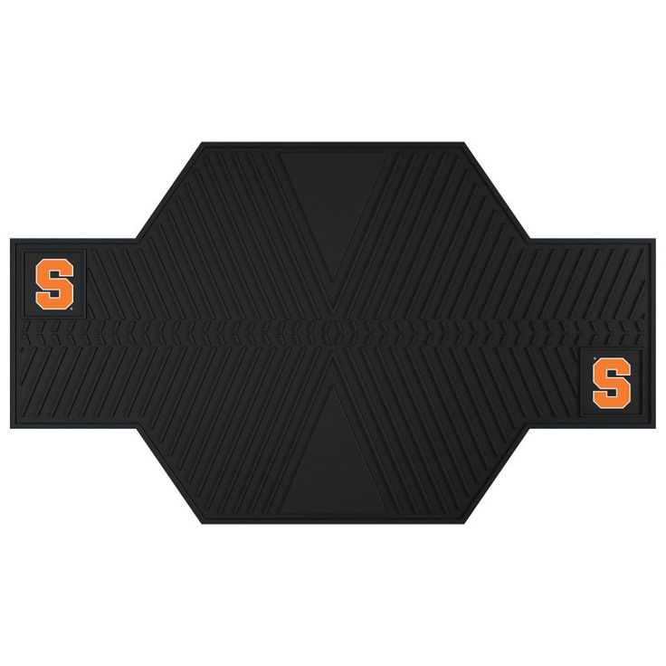 Fan Mats NCAA Collegiate Motorcycle Garage Floor Mat - 15243