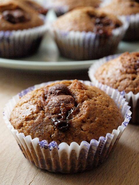 Crispy Biscuits : Pełnoziarniste Milka Muffins