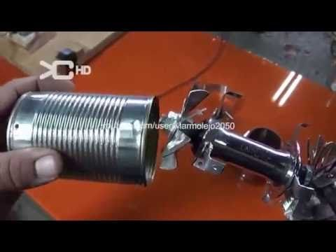Homemade Jet Engine YouTube 360p - YouTube