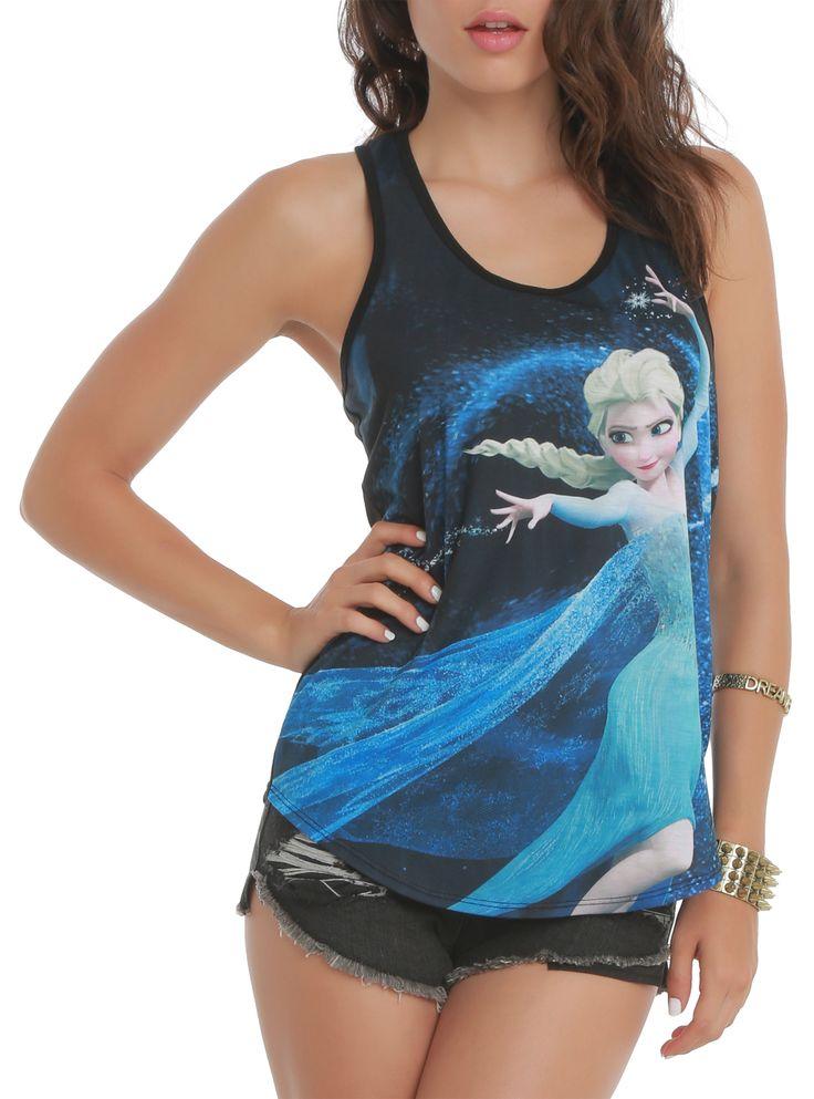 Nice Elsa(From Frozen)Shirt