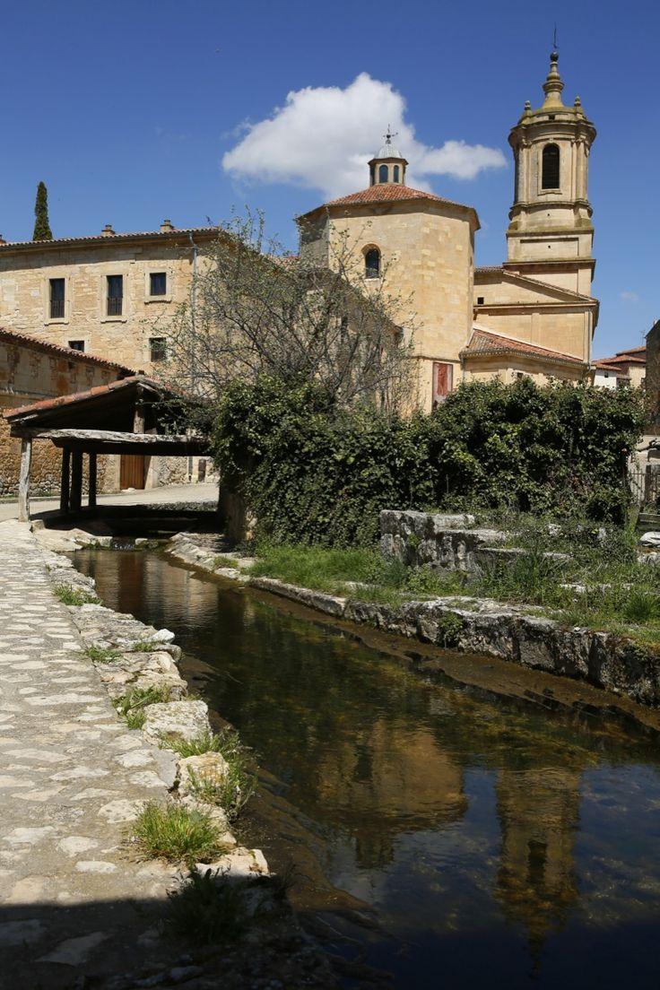 Santo Domingo de Silos #Pinares #Burgos #Soria